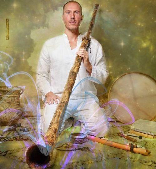 Matthew Jaidev Duplessie Virtual Mind Body Spirit Festival