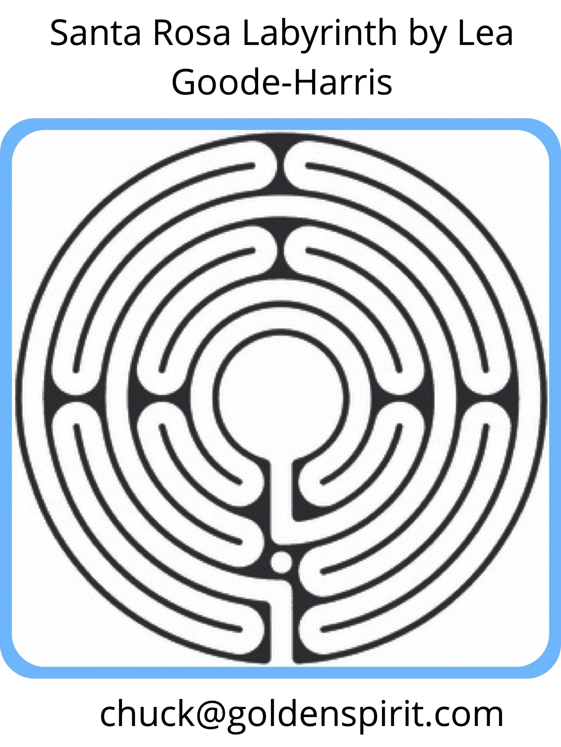 labyrinth, virtual mind body spirit festival